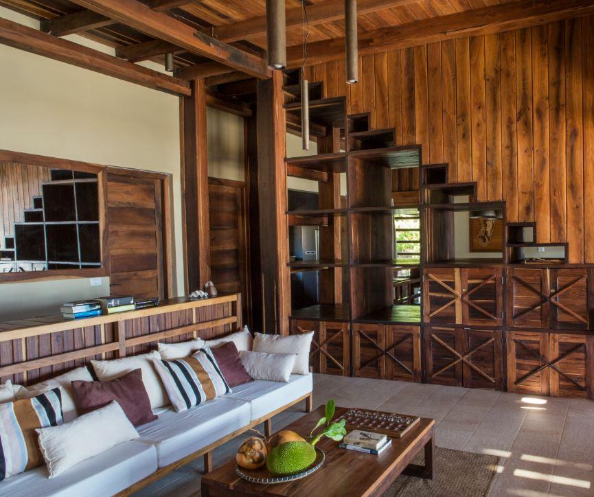 Interior Trano In A Gadda Da Vida - Nosy Be: living room